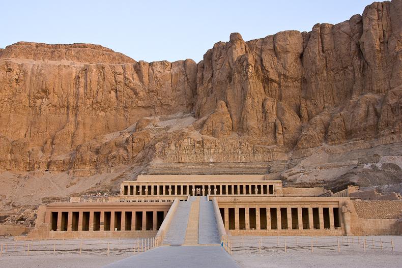Temple of Hatsjepsut