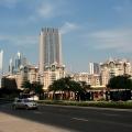 straatbeeld Dubai