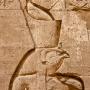 Horus, tempel van Edfu