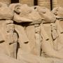 Rammen in Karnak