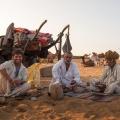 Kamelen handelaren