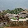Dorpsleven in Ghandruk