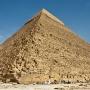 De piramide van Chefren