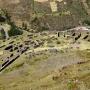 Inca ruines bij Pisac
