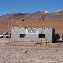 De Boliviaanse grens op 4300m