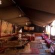 Bedoeinenkamp in de Wadi Rum woestijn