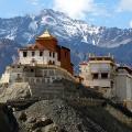 Het prachtige klooster van Tingmosgang