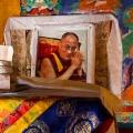 Afbeelding van de Dalai Lama