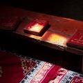 Gebedsboekjes in het Lamayuru klooster
