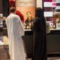 In de Dubai Mall, het grootste winkelcentrum ter wereld