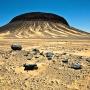 Zwarte woestijn