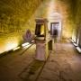 In de tempel van Edfu