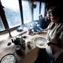 Pannenkoek als ontbijt in Banthani