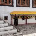 Chokhang Vihara Tempel in Leh